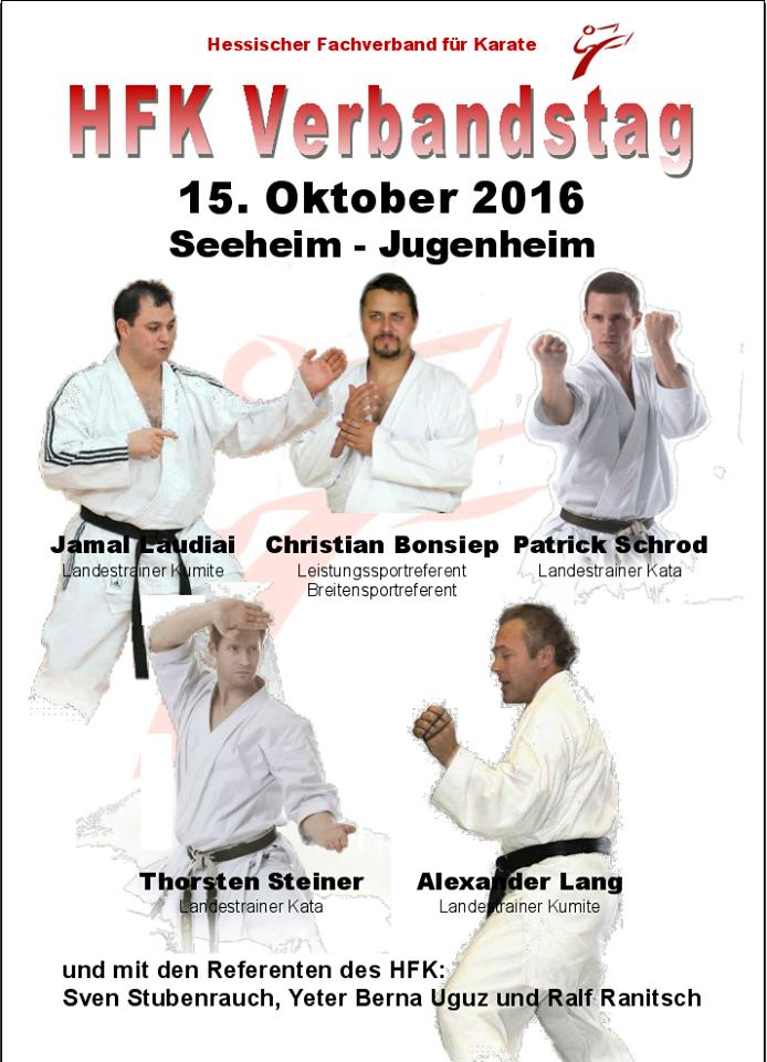 HFK Verbandstag 2016