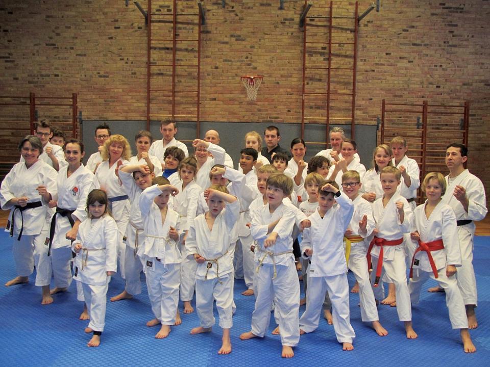 Karate in Seeheim – Immer wieder Neu