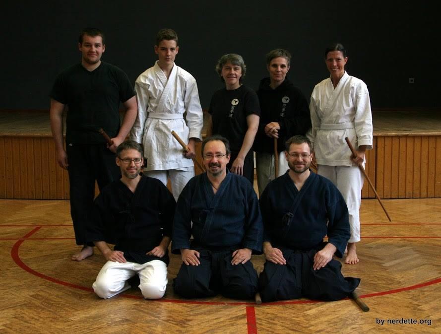 Auf den Spuren der Samurai